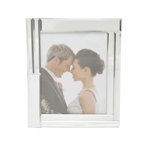 Porta-Retrato de Vidro Espelhado 10X15cm