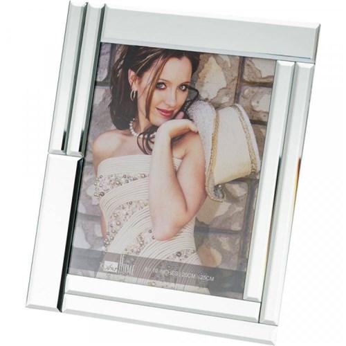 Porta Retrato de Vidro Espelhado 15cmx20cm Rojemac