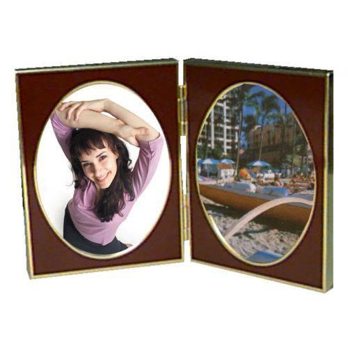 Porta-retrato Duplo 9 X 13 Cm Opus - 704-052005