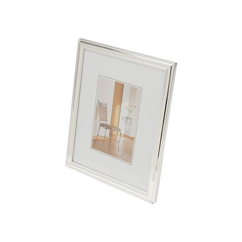 Porta-retrato em Aço Royal Decor 10x15cm Prateado