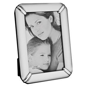 Porta Retrato Metalizado 10X15cm Rojemac 7538 - Único