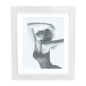 Porta Retrato para 1 Foto 10x15cm Lamel Prestige - Prata