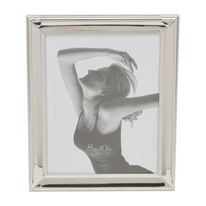 Porta Retrato para 1 Foto 10x15cm Sunshine Prestige - Prata
