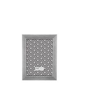 Porta Retrato Prata Escovado 10X15