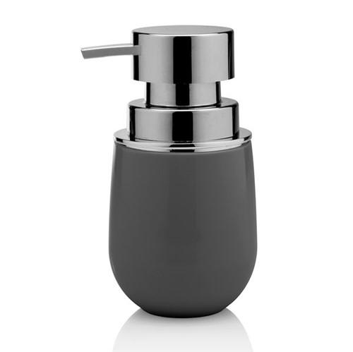 Tudo sobre 'Porta Sabonete Liquido OU New Belly Cinza 400ML - 27092'