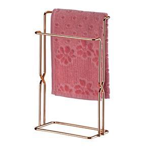 Porta Toalha de Bancada - Rosé Gold - FT1171RG - Future - Amarelo Ouro