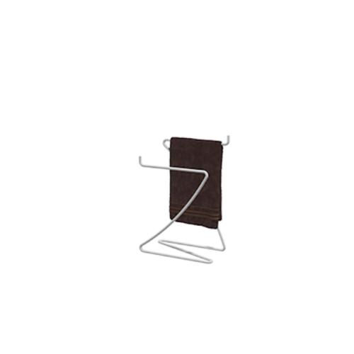 Porta Toalha de Bancada Z Branco