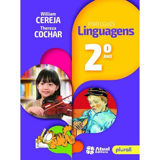 Tudo sobre 'Portugues Linguagens - 2 Ano - Atual'
