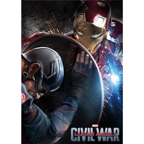 Poster Capitão América: Guerra Civil #C 30x42cm