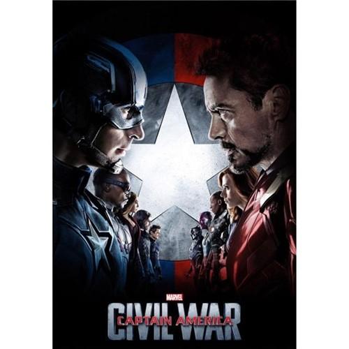 Poster Capitão América: Guerra Civil #E 30x42cm