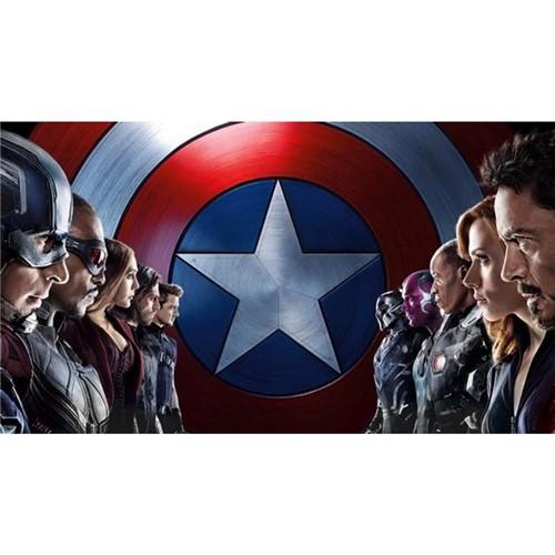 Poster Capitão América: Guerra Civil #G 30x42cm