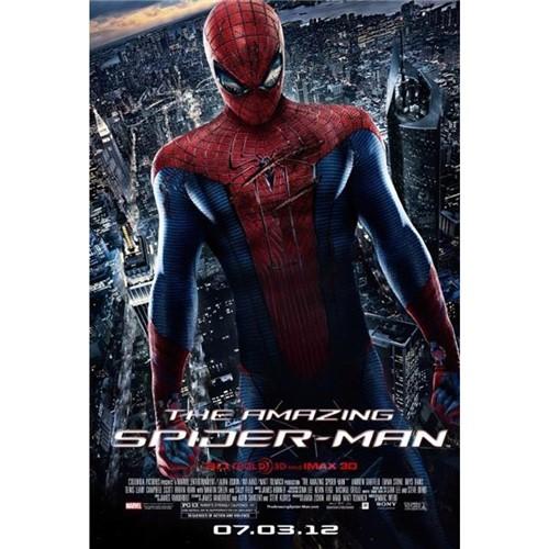 Poster o Espetacular Homem Aranha #B 30x42cm