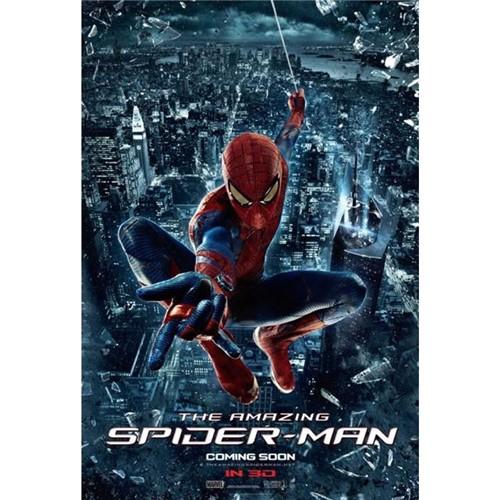 Poster o Espetacular Homem Aranha #D 30x42cm