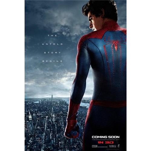 Poster o Espetacular Homem Aranha #E 30x42cm