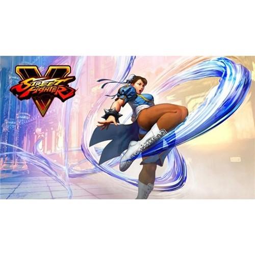 Tudo sobre 'Poster Street Fighter 5 #A 30x42cm'