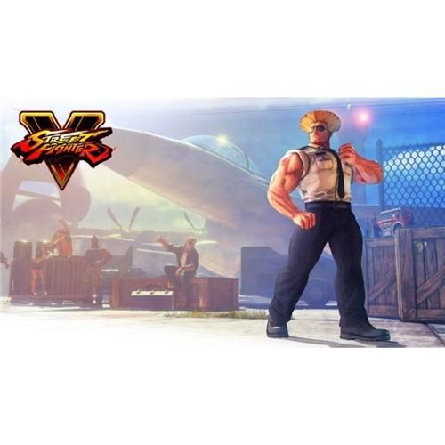 Poster Street Fighter 5 #B 30x42cm
