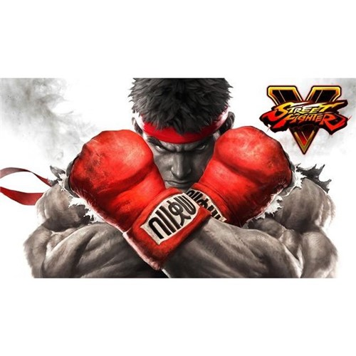 Poster Street Fighter 5 #C 30x42cm