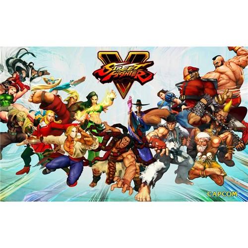 Poster Street Fighter 5 #E 30x42cm