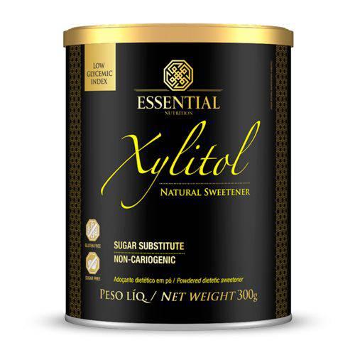 Pote Xylitol 300g Adoçante Dietético em Pó - Essential