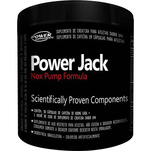 Tudo sobre 'Power Jack 150g - Power Supplements'