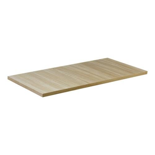 Prateleira Sem Suporte 60x30cm Madeira Maple Fabimar