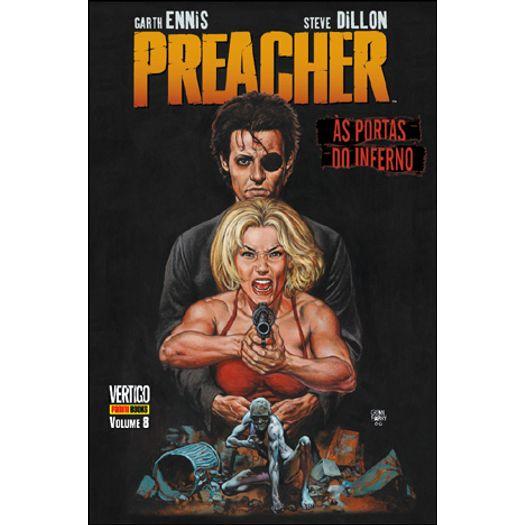 Tudo sobre 'Preacher - Vol 8 - as Portas do Inferno - Panini'