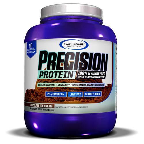 Tudo sobre 'Precision Protein - 1,8 Kg - Gaspari Nutrition - Sabor Chocolate'