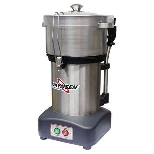 Preparador de Alimentos Cutter Inox Cr-4L 4 Litros NR12 - 220V