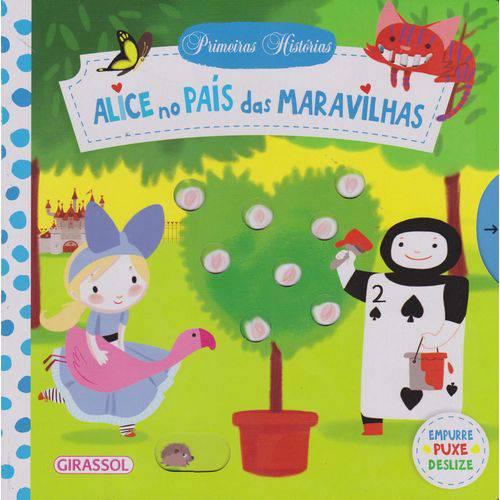 Primeiras Histórias - Alice no Pais das Maravilhas