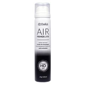 Primer e Fix Dailus Air Fixador de Maquiagem - 100 Ml