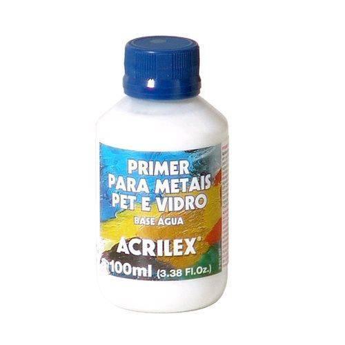 Primer para Metais 100ml - Acrilex