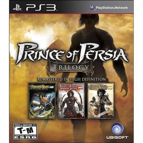 Tudo sobre 'Prince Of Persia Trilogy - Ps3'