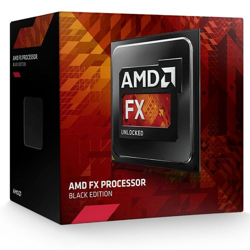 Processador AMD FX 4300 Black Edition 3.8GHz 4 MB AM3+ AMD
