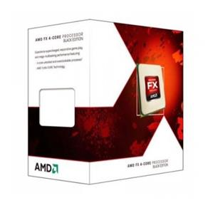 Processador AMD FX 4300 Black Edition 3.8GHz 8MB AM3+ FD4300WMHKBOX
