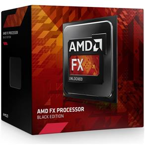 Processador AMD FX 4300, Black Edition, Cache 8Mb, 3.8GHz, AM3+ FD4300WMHKBOX