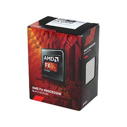 Processador Amd Fx-6300 (Am3) 3.3 Ghz Box - Fd6300wmhkbox