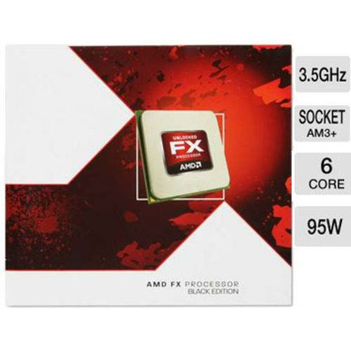 Processador Amd Fx-6300 (AM3+) 3.3 Ghz Box - FD6300WMHKBOX