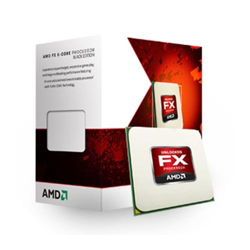 Processador Amd Fx-6300 3.3ghz Am3 Box - Fd6300wmhkbox