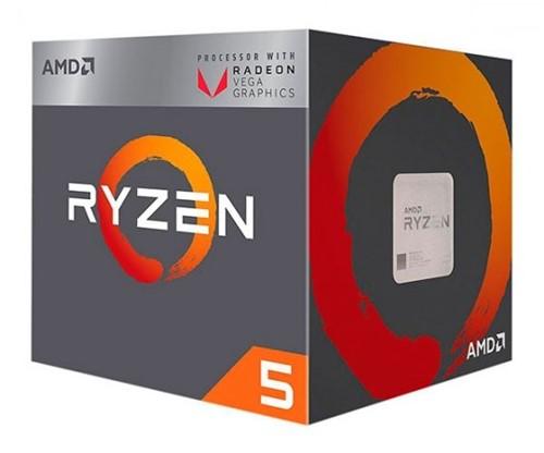 Tudo sobre 'Processador Amd Ryzen 5 2400g Cache 6mb 3.6ghz - InfoParts'