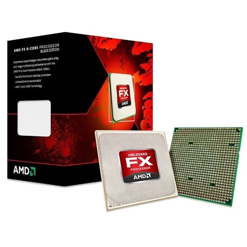 PROCESSADOR AMD X6 FX-6300 BOX BLACK EDITION (AM3+ / 3.5 Ghz / 14MB)