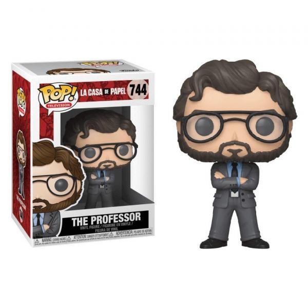 Professor - La Casa de Papel - Funko Pop