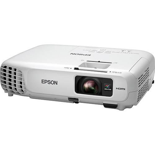 Tudo sobre 'Projetor Epson Powerlite X24 3lcd Xga Hdmi 3500 Lumens Wireless'