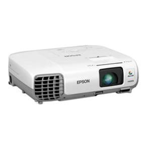 Projetor Multimidia Epson Powerlite X24 3500 Lumens Xga Wireless - V11h553024
