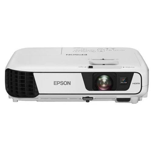 Projetor Multimidia Epson Powerlite X36+ 3600 Lumens Xga Wireless - V11h723024