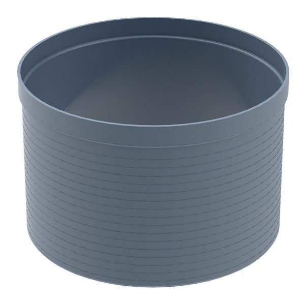 Prolongador de PVC para Caixa Multiuso Sem Entrada Tigre