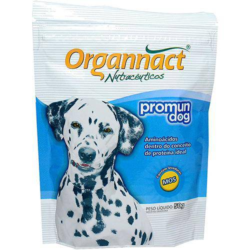 Tudo sobre 'Promun Dog - 50 G - Organnact'