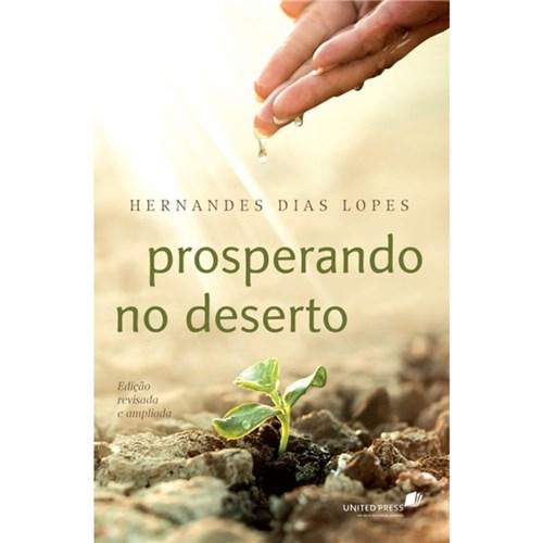 Tudo sobre 'Prosperando no Deserto - Hernandes Dias Lopes'