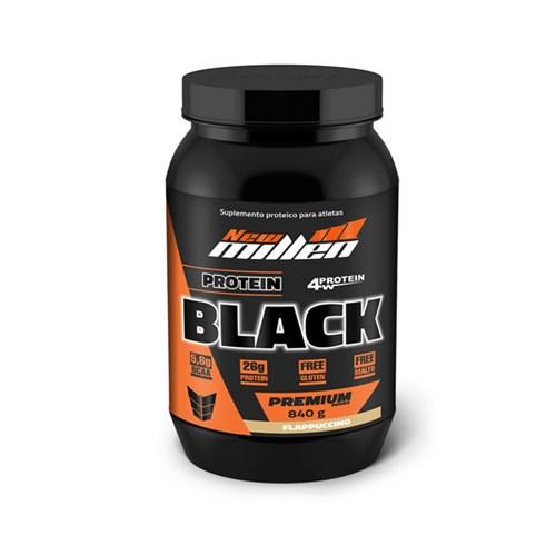 Protein Black 4w (840g) - New Millen - 7898939072788-1