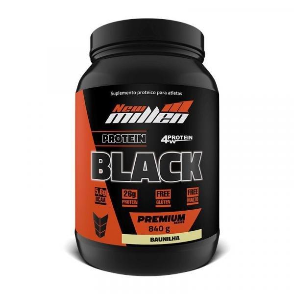 Protein Black 4w 840g New Millen