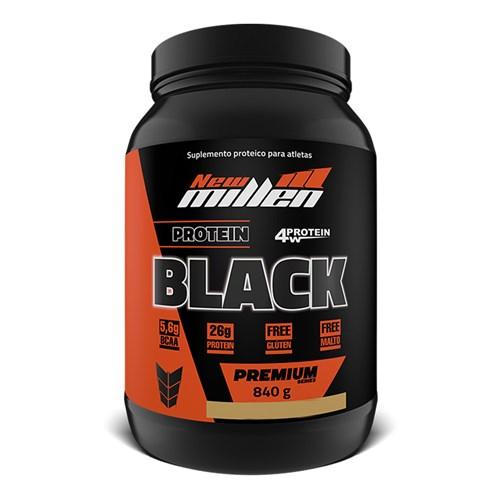 Protein Black 4W 840g Alfajor - New Millen